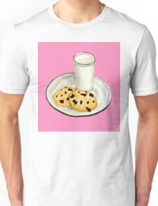 Milk & Cookies Unisex T-Shirt