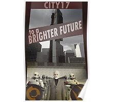 City 17 Poster