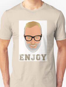 GIANLUCA VACCHI ENJOY Unisex T-Shirt