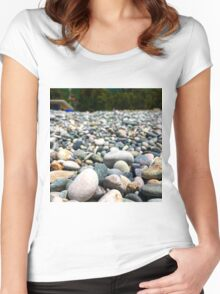 The sea stones Women's Fitted Scoop T-Shirt