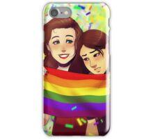 Mulan Rouge Pride iPhone Case/Skin