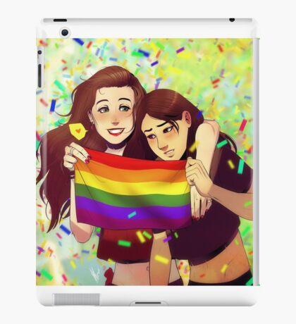 Mulan Rouge Pride iPad Case/Skin