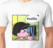 #Selfie Unisex T-Shirt