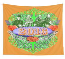 Peach Music Festival 2016 Wall Tapestry