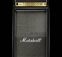 Black and grey Electric Guitar Amp amplifier by Johnny Sunardi