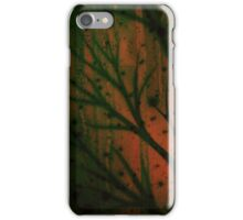 Echoes of yesterday persist. iPhone Case/Skin