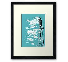 The Optimist Framed Print
