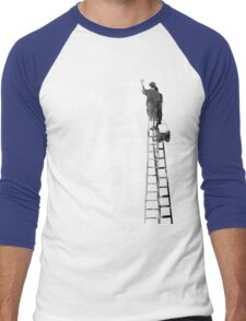 The Optimist Men's Baseball ¾ T-Shirt