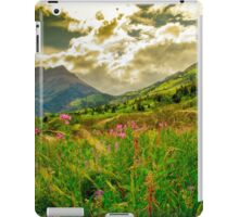 Canadian Rocky Mountains  iPad Case/Skin