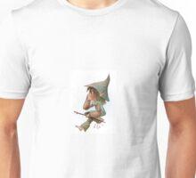 Sitting Sanke Elf Unisex T-Shirt