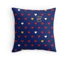 True CLE Love Throw Pillow