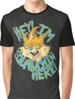 Squanchin' Here! Graphic T-Shirt
