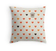 CLE Browns Love Throw Pillow