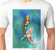 Koi Ripple Unisex T-Shirt