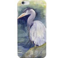 Heron iPhone Case/Skin