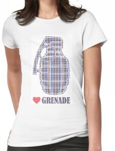 Love Grenade Womens Fitted T-Shirt