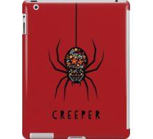 Creeper Spider iPad Case/Skin