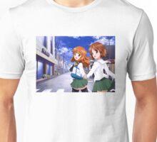 GIRLS und PANZER Unisex T-Shirt