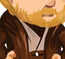 Obi-Wan Kenobi - Revenge of the Sith Sticker