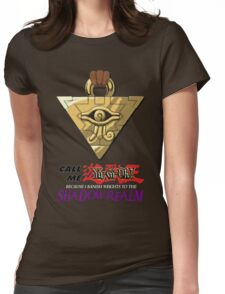 Shadow Realm Womens Fitted T-Shirt