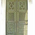 .. a simple door .. by Rachel Veser