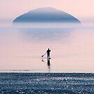 Heading to the Blue Island by JBlaminsky