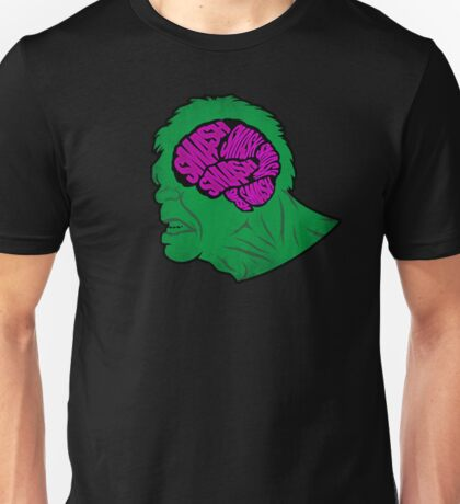 Brain Smash Unisex T-Shirt