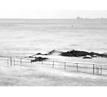 Pool in Guernsey Photographic Print