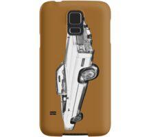 1975 Cadillac Eldorado Convertible Illustration Samsung Galaxy Case/Skin