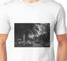 Broad Street in the Evening Unisex T-Shirt