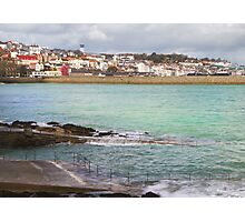 Saint Peter Port,  Guernsey. Photographic Print