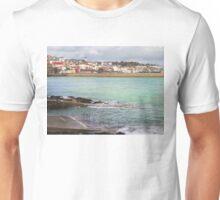 Saint Peter Port,  Guernsey. Unisex T-Shirt