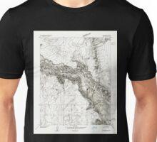 USGS TOPO Map Arizona AZ Lees Ferry NW 312081 1954 24000 Unisex T-Shirt