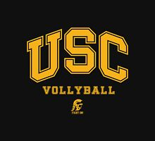 USC Vollyball Fight ON Unisex T-Shirt