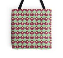 Shock-a-roo Pattern Tote Bag