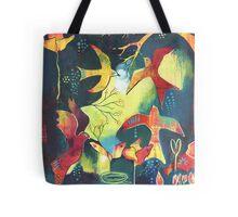 Arise - beautiful birds soaring Tote Bag