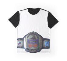 Zack Ryder internet wrestling champion Graphic T-Shirt