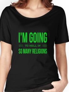 Religious Ideas Women's Relaxed Fit T-Shirt