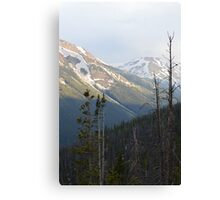 Outside of Denver Canvas Print