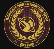 Towel Day Ambassador Contest by Zaxley-Nash