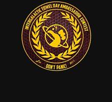 Towel Day Ambassador Contest Unisex T-Shirt