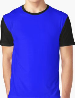 Blue Screen Chroma Key Background For Streaming & Videos Graphic T-Shirt