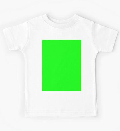 Green Screen Chroma Background For Streaming & Videos Kids Tee