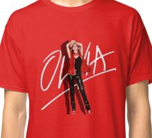 OLVIA NEWTON-JOHN - TOTALLY HOT Classic T-Shirt