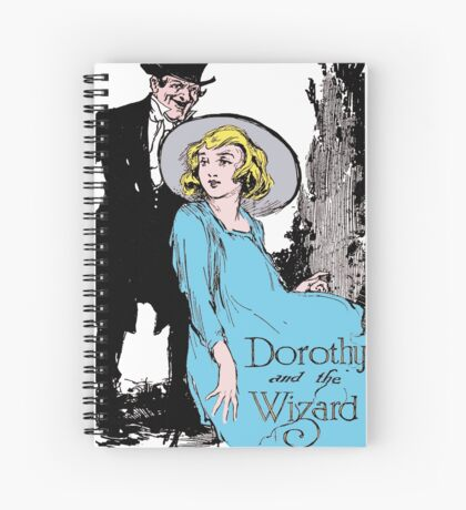 Dorothy and the Wizard of Oz Spiral Notebook