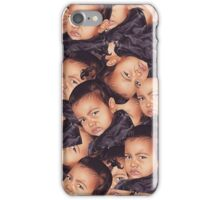 NORTH WEST iPhone Case/Skin