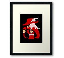 FF Red Mage Framed Print