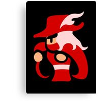 FF Red Mage Canvas Print