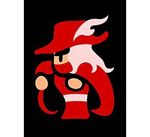 FF Red Mage Photographic Print
