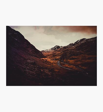 The Valley Photographic Print